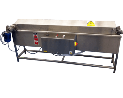 Bulldog bespoke fryers for the food manufacturing and processing industry
