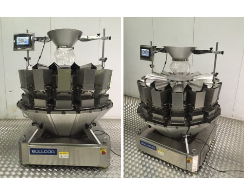 Bulldog Multihead Weighers